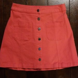 H&M Divided  A-line skirt